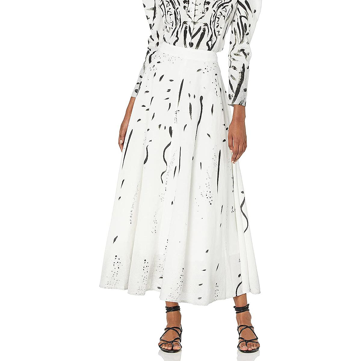 making-the-cut-amazon-garys-painted-skirt