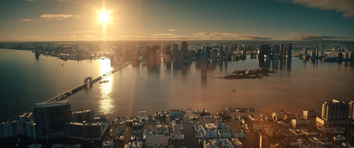 Hugh Jackman Has a Total Recall Matrix in 'Reminiscence,' a Film Review. - Techno Trenz