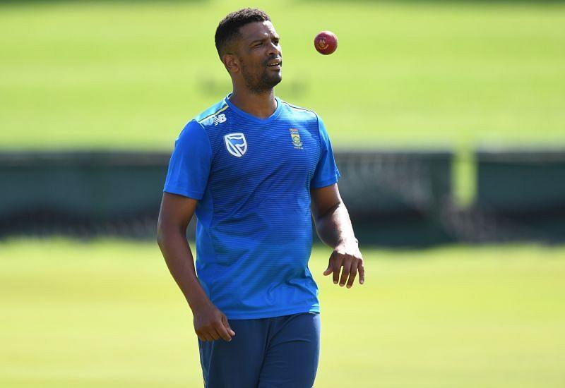 England Tour to SA: South Africa Training Session