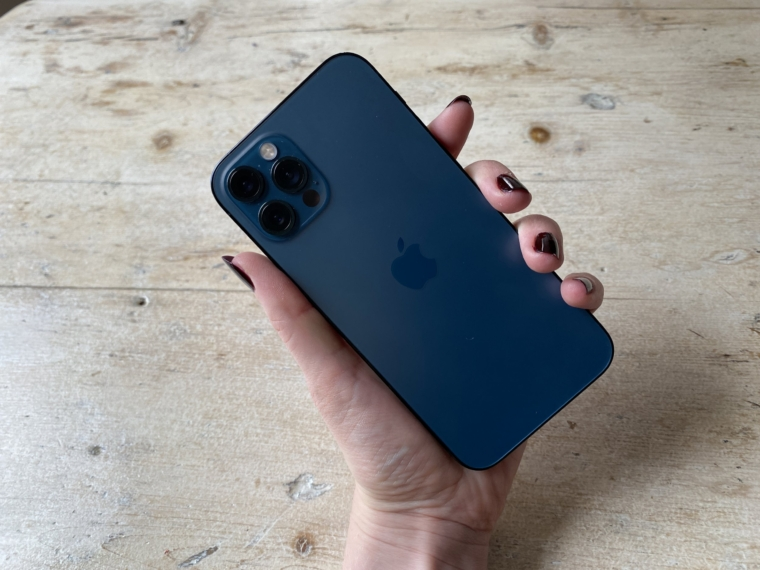 EMB UNTIL 14.00 BST TUESDAY 20TH OCTOBER 2020 iPhone 12 Pro (Photo: Rhiannon Williams/i)