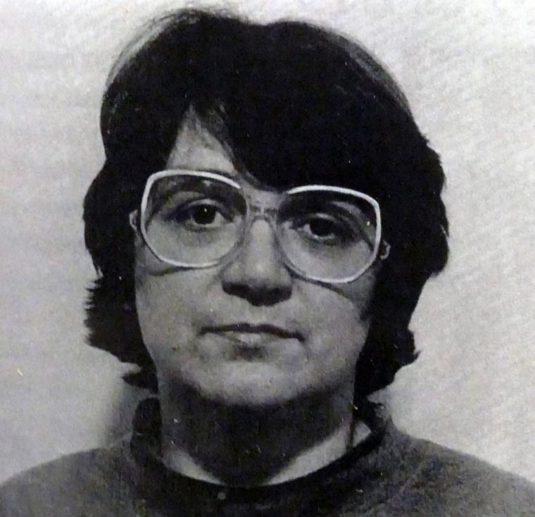 Photograph of Rosemary West. Rosemary Pauline