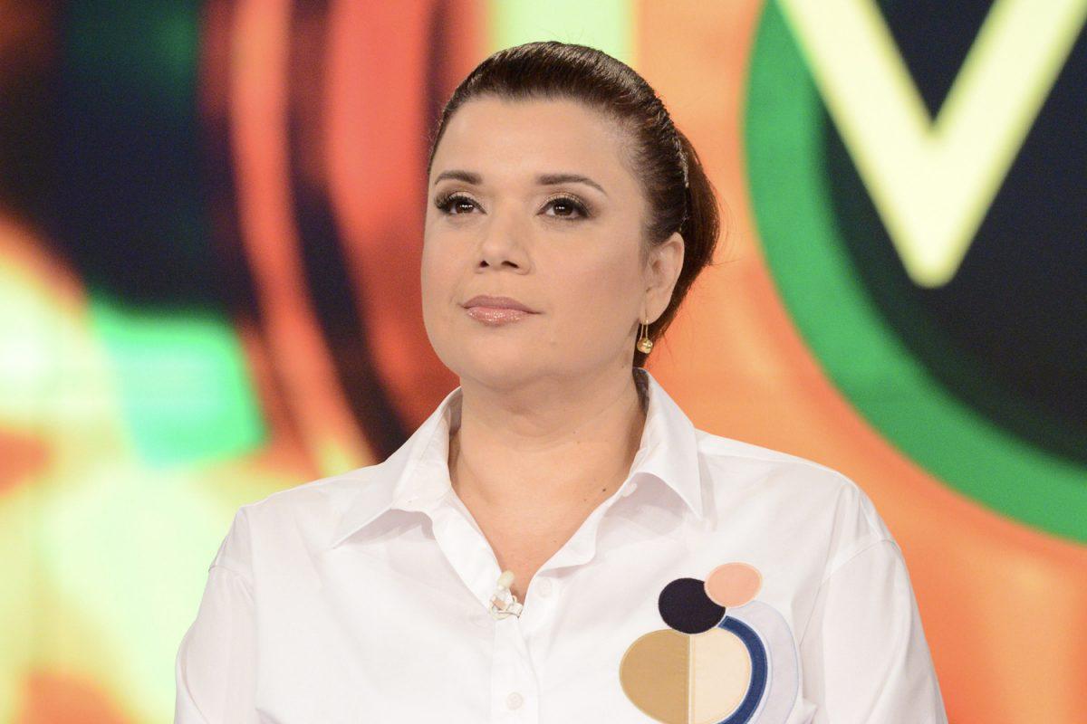 Ana Navarro looking serious