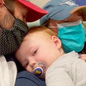 Jamie Otis Takes Son Hendrix to Emergency Room Amid RSV Scare: 'Rough Night'