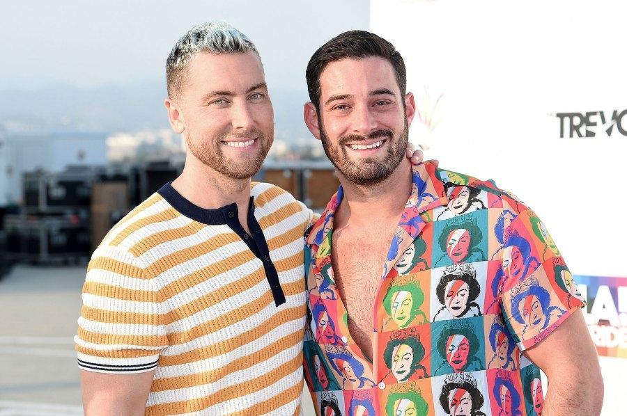Lance Bass and Husband Michael Turchin Welcome Twin Babies Via Surrogate