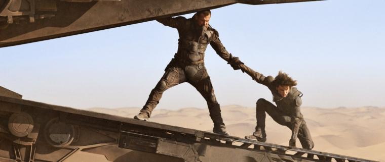 Dune Film Still Warner Brothers https://mediapass.warnerbros.com/