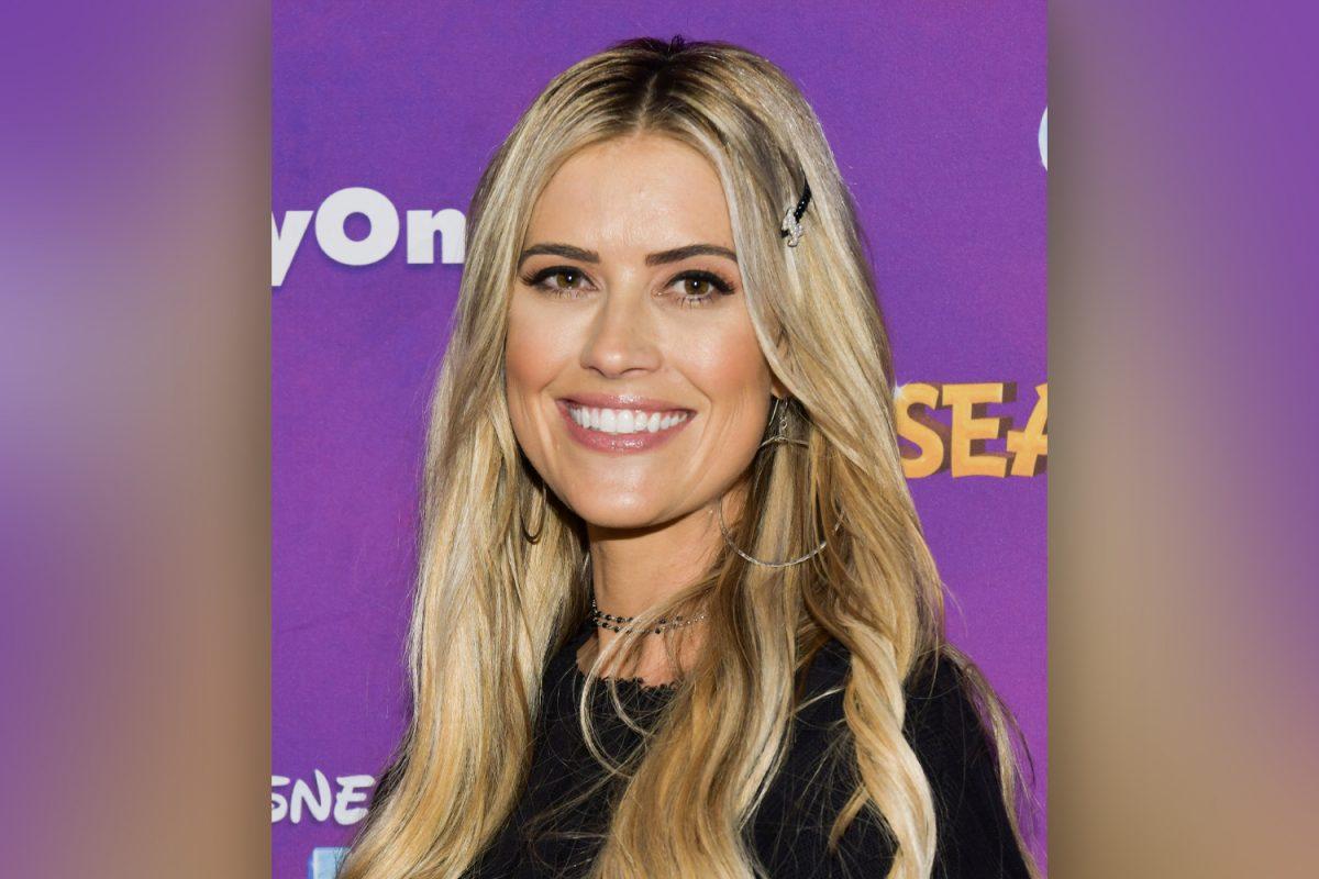 Christina Haack smiles